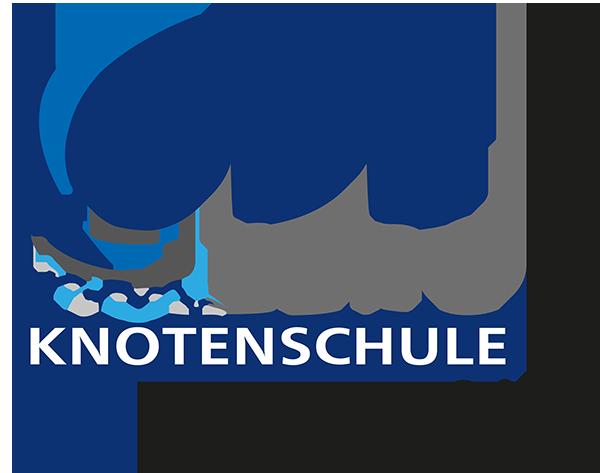 Code Zero Knotenschule logo mit Slogan